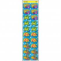 T-47099 - Applause Stickers Fun Fish in Stickers