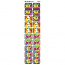 T-47101 - Applause Stickers Reading 100/Pk Rewards Acid-Free in Language Arts