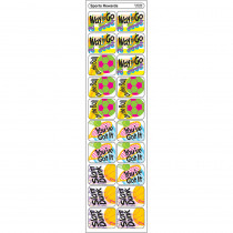 T-47105 - Applause Stickers Sports Rewards in Physical Fitness