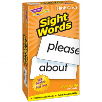 T-53003 - Flash Cards Sight Words 96/Box in Sight Words