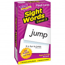 T-53018 - Sight Words - Level 2 in Sight Words