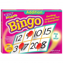 T-6069 - Bingo Addition Ages 6 & Up in Bingo