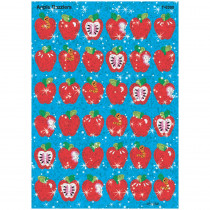T-6300 - Sparkle Stickers Apple Dazzlers in Stickers