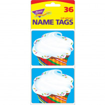 T-68111 - Bake Shop Cupcake Name Tags in Name Tags