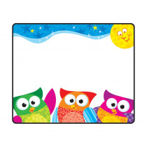 T-68117 - Owl Stars Name Tags in Name Tags