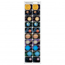 Planets and Sun Applause STICKERS, 100 ct. - T-71003 | Trend Enterprises Inc. | Science