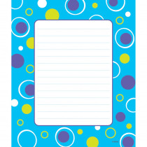 Blue Fizz Note Pad, 4-pack - T-72345BP | Trend Enterprises Inc. | Note Pads