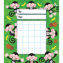 T-73020 - Monkey Mischief Incentive Pads in Postcards & Pads