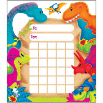 T-73027 - Dino-Mite Pals Incentive Pad in Incentive Charts