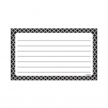 T-75301 - Moroccan Terrific Index Cards Lined in Index Cards