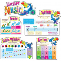 T-8025 - Bb Set Discover Music in Miscellaneous