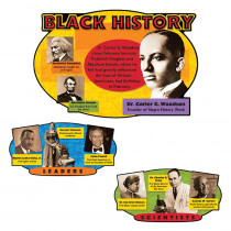 T-8095 - Bb Set Black History in Social Studies