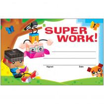 T-81072 - Super Work Blockstars Recognition Awards in Awards