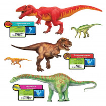 T-8294 - Discovering Dinosaurs Bulletin Board Set in Classroom Theme