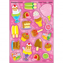 T-83023 - Sweet Treats Strawberry in Stickers