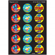 T-83425 - Stinky Stickers At The Movies in Stickers