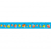 T-92338 - Color Bees Trimmers Scalloped Edge 12/Pk 2.25 X 39 Total in Border/trimmer