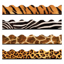 T-92917 - Animal Prints Contains T92163 T92162 T92308 T92310 in Border/trimmer