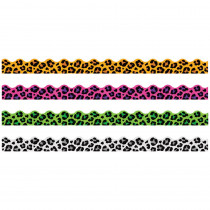 T-92928 - Leopard Spots Border Variety Pack in Border/trimmer