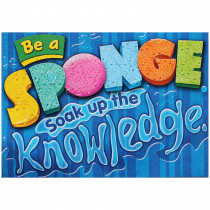 T-A67027 - Be A Sponge Soak Up The in Motivational