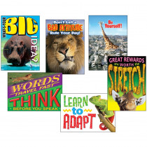 T-A67919 - Self Discovery Animals Combo Sets Argus Posters in Science