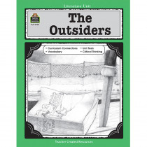 TCR0406 - The Outsiders Literature Unit in Literature Units
