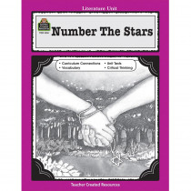 TCR0424 - Number The Stars Literature Unit in Literature Units