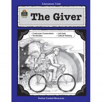 TCR0542 - The Giver Literature Unit in Literature Units