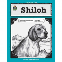 TCR0566 - Shiloh Literature Unit in Literature Units