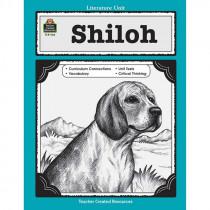 TCR0566 - Shiloh Literature Unit in Literature Units