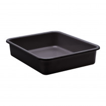 Black Large Plastic Letter Tray - TCR20434 | Teacher Created Resources | Storage Containers