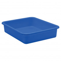 Blue Large Plastic Letter Tray - TCR20437 | Teacher Created Resources | Storage Containers