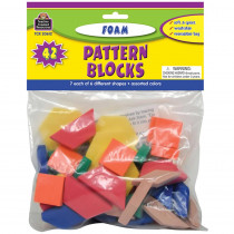 TCR20612 - Foam Pattern Blocks in Patterning
