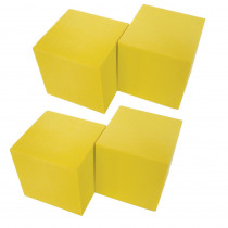 TCR20616 - 2 Inch Foam Blank Dice in Dice