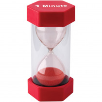 TCR20657 - Large Sand Timer 1 Minute in Sand Timers