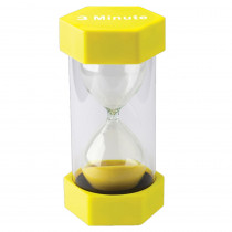 TCR20659 - Large Sand Timer 3 Minute in Sand Timers