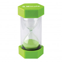 TCR20660 - Large Sand Timer 5 Minute in Sand Timers