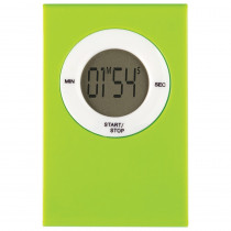 TCR20718 - Magnetic Digital Timer Lime in Timers