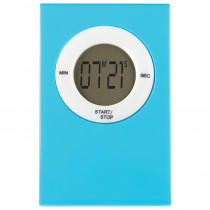 TCR20719 - Magnetic Digital Timer Aqua in Timers