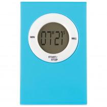 TCR20719 - Magnetic Digital Timer Aqua in Timers
