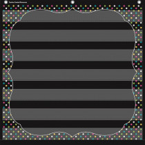TCR20742 - Chalkboard Brights 7 Pocket Chart in Pocket Charts