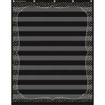 TCR20746 - Chalkboard Brights 10 Pocket Chart in Pocket Charts