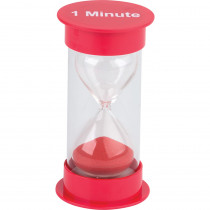 TCR20756 - 1 Minute Sand Timer Medium in Sand Timers