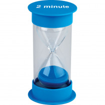 TCR20758 - 2 Minute Sand Timer Medium in Sand Timers