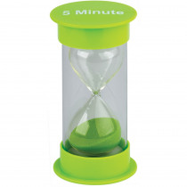 TCR20761 - 5 Minute Sand Timer Medium in Sand Timers