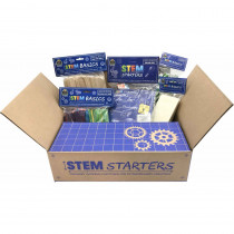 Balloon Car STEM Starter Kit - TCR2088001 | Teacher Created Resources | Blocks & Construction Play