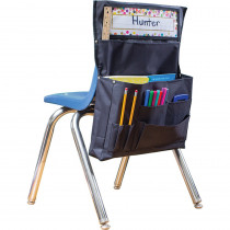 TCR20883 - Black Chair Pocket in Organizer Pockets
