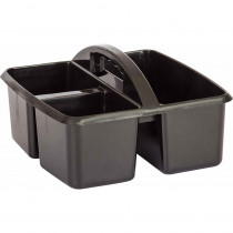 TCR20902 - Black Plastic Storage Caddy in Storage