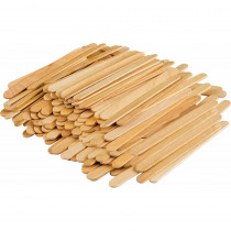 TCR20919 - Stem Basics Craft Sticks 250 Ct in Craft Sticks
