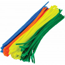 TCR20929 - Stem Basics Pipe Cleaners 100 Ct in Chenille Stems